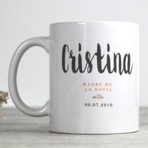 azas personalizadas boda Madre Novia