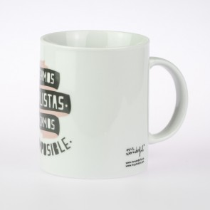 Mr Wonderful Taza Seamos realistas, hagamos lo imposible