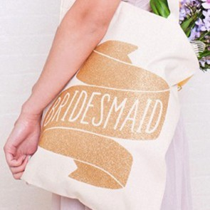 Tote bags damas de honor