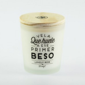 Mr Wonderful Vela Primer Beso