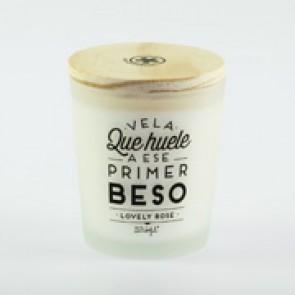 Mr Wonderful Vela Primer Beso