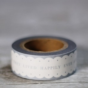 Washi tape Blanco