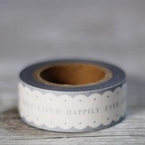 Washi tape Blanco