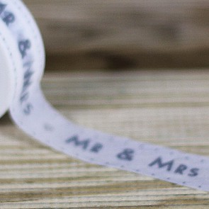 Washi tape Mr Mrs