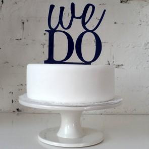 Figura para pastel de boda