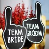 Team Groom Team Bride Photocall