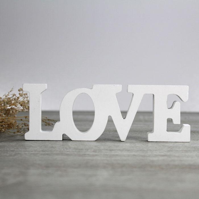 Comprar letras de decoración, tienda online   Una Boda Original