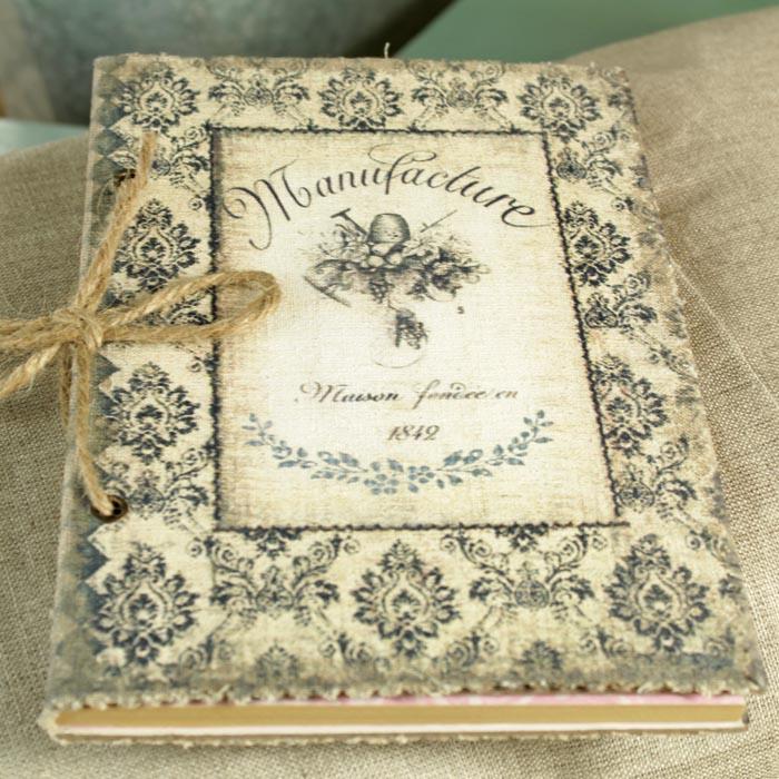 Libro de firmas Manufacture rectangular