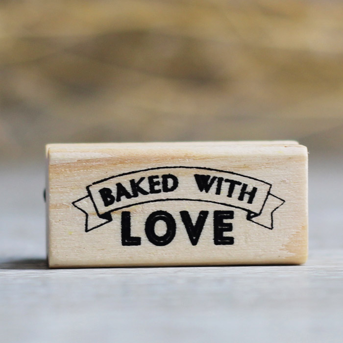 Ideas originales para bodas sello-baked-with-love