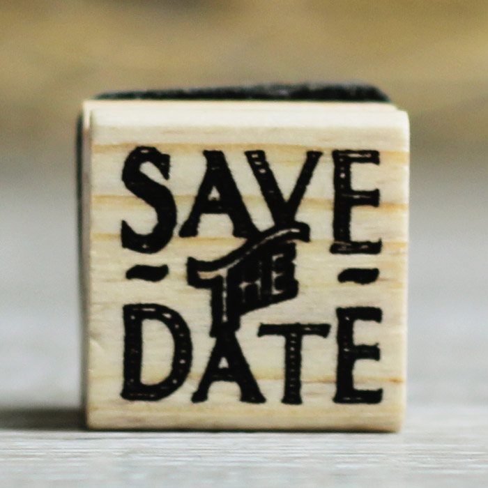 Ideas originales para bodas sello-save-the-date