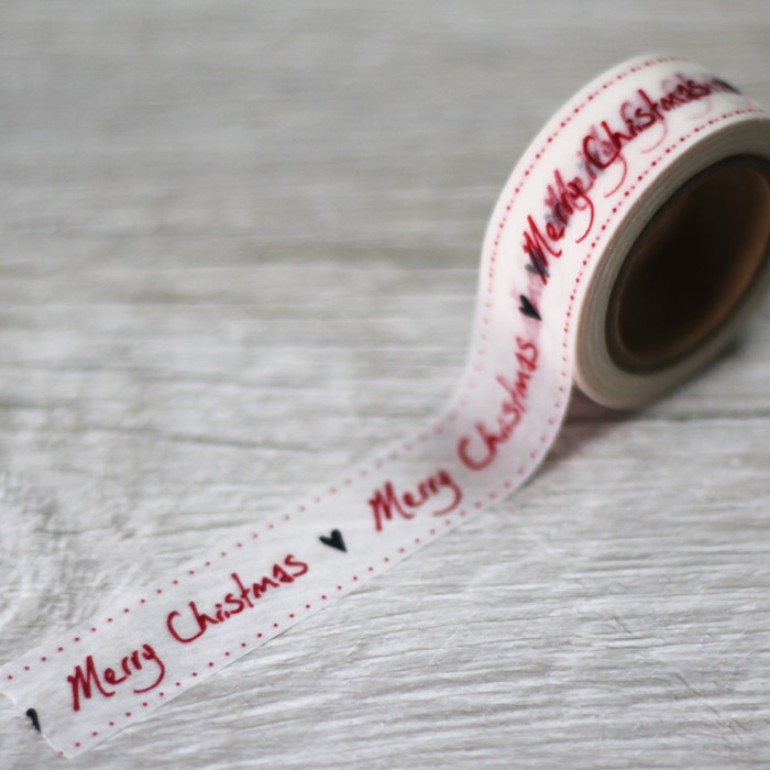 Ideas para boda originales washitape-merry-christmas
